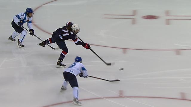 Quick Start to Women's Hockey Scoring