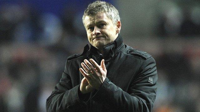 Cardiff boss Ole Gunnar Solskjaer