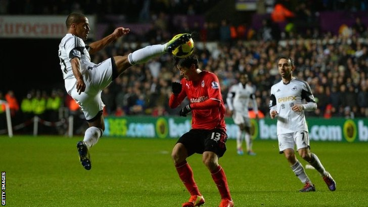 Swansea v Cardiff