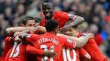 Liverpool celebrate