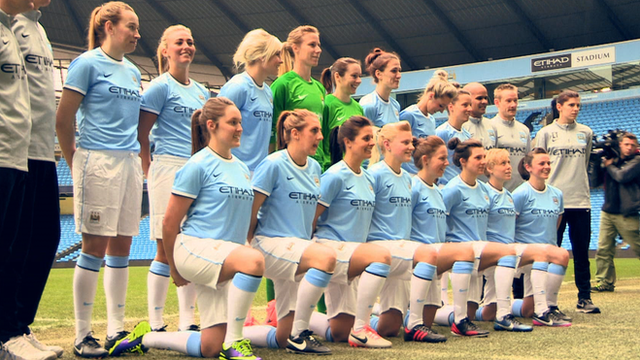 Manchester City Ladies