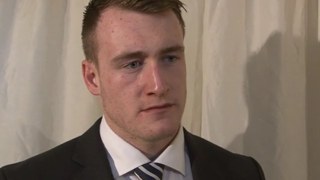 Interview - Scotland full-back Stuart Hogg