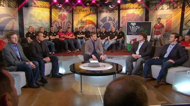 Scrum V assess Wales' chances at home to France in the Six Nations