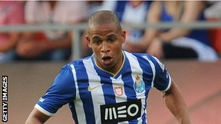 Porto midfielder Fernando has won three caps for Brazil Under-20s