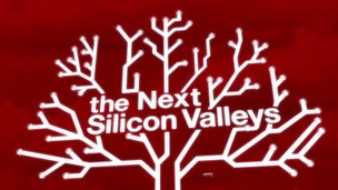 The next Silicon Valleys graphic