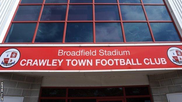 Crawley Town
