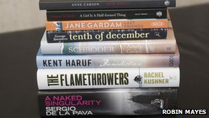 Folio Prize shortlist