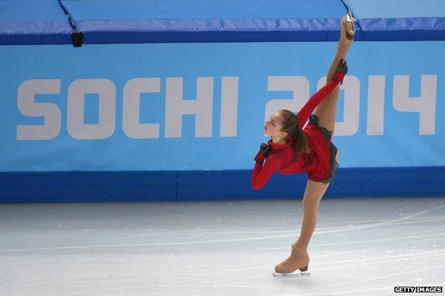 Yulia Lipnitskaia