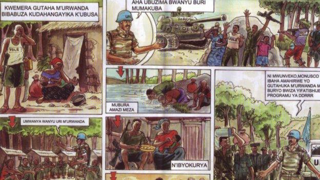 UN leaflet