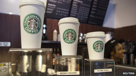 'Dumb Starbucks' owner revealed to be comedy personality ...