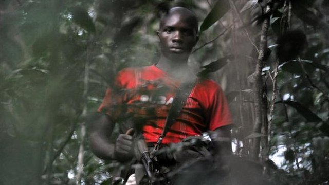 FDLR fighter (file photo)
