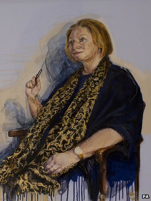 Hilary Mantel by Nick Lord