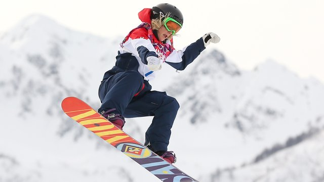 Slopestyle revitalises GB snowsport