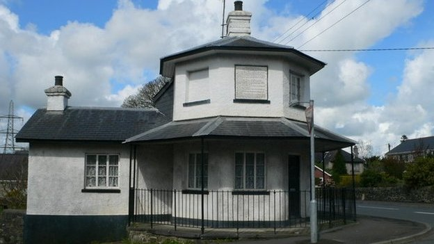 Llanfairpwll's former toll house was used for Women's Institute meetings