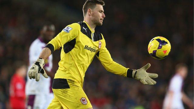Marshall earned Cardiff a point - Solskjaer