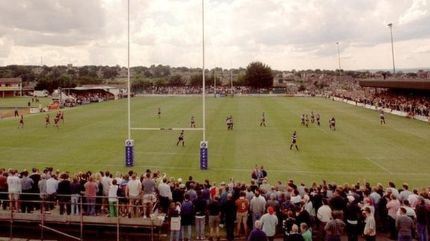 Rotherham's Clifton Lane home ground