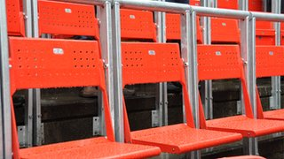 Rail Seats at Ashton Gate