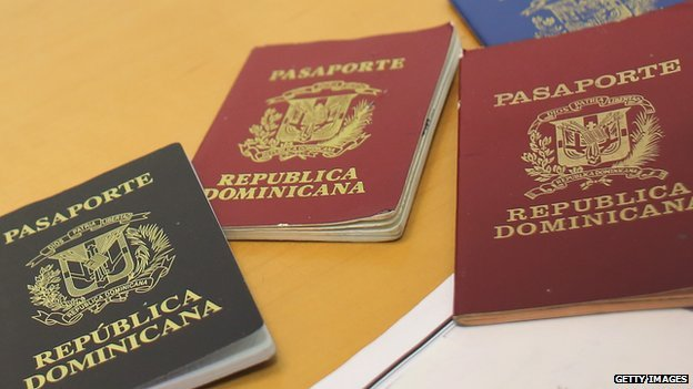 Dominican passports