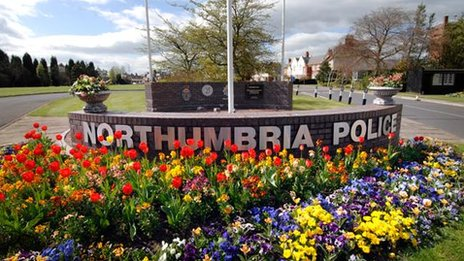 Northumbria Police HQ