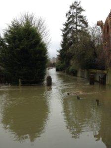 Cookham, February 2014