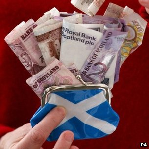 Scottish cash
