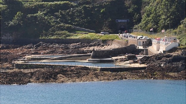 Guernsey bathing pools