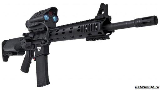 TrackingPoint gun