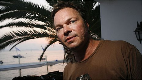 Pete Tong in Ibiza