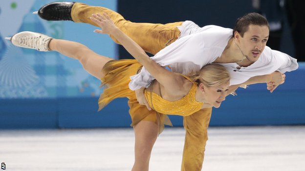 Russian dominance in pairs figure skating has long history