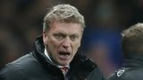 Manchester United manager David Moyes during the draw with Arsenal
