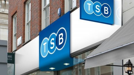 The new TSB brand