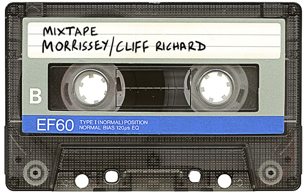 Morrissey/Cliff Richard mixtape