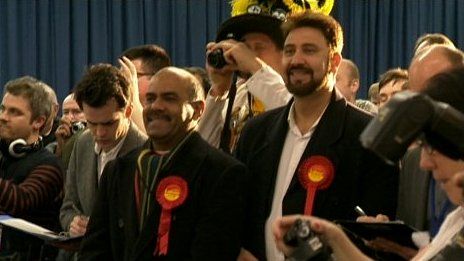 Withenshawe and Sale East Labour supporters