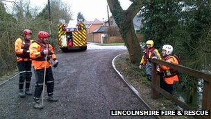 Lincolnshire Fire & Rescue