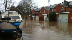 Waterworks Road, Worcester