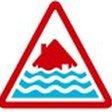 Severe flood warning