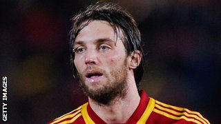 Spain and Swansea forward Michu