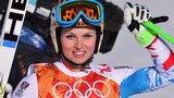 Austria's Anna Fenninger wins Super-G gold