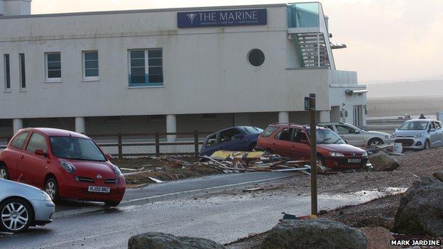 Marine Restaurant in Milford on Sea