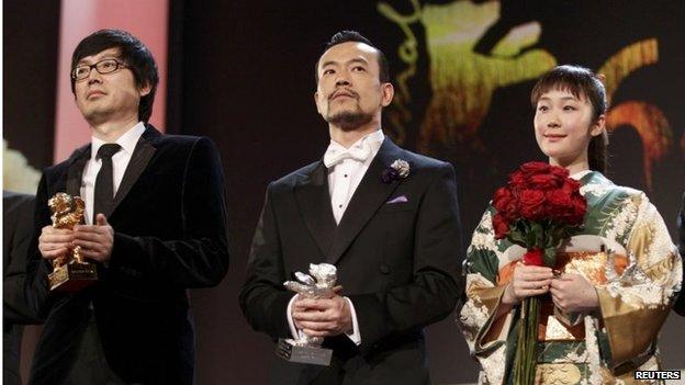 中国电影在柏林电影节强势回归 勇摘最佳影片奖