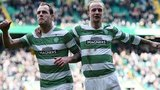 Anthony Stokes and Leigh Griffiths