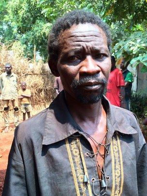 Boboua Christian pastor