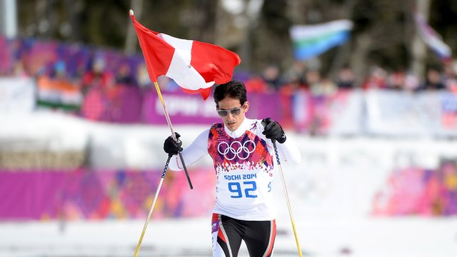 Sochi's most unlikely Winter Olympians