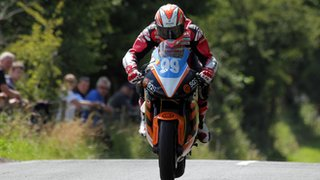 Jeremy McWilliams is set to return to the North West 200