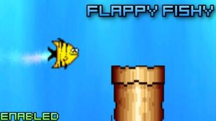 Flappy Fishy screen grab