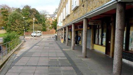 Weston Lane regeneration