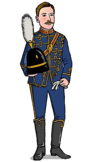 Douglas Haig in the 7th Queens Hussars
