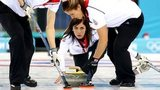 Great Britain's Skip Eve Muirhead
