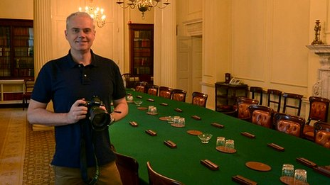 Jeff Overs in the Cabinet Office