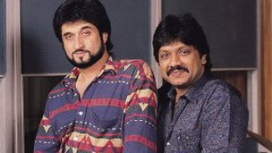 Nadeem Saifi and Sharavan Rathod